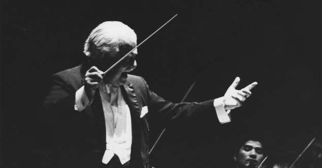 Boston Pops Conductor Arthur Fiedler