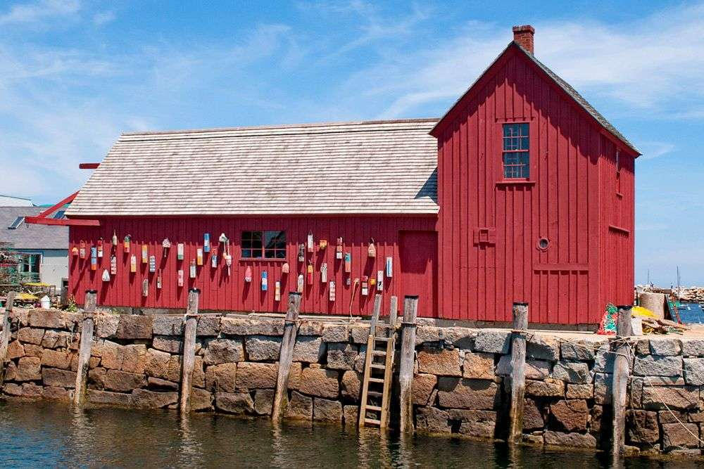 Rockport motif no 1 the world s most celebrated fishing for Building a house in ma
