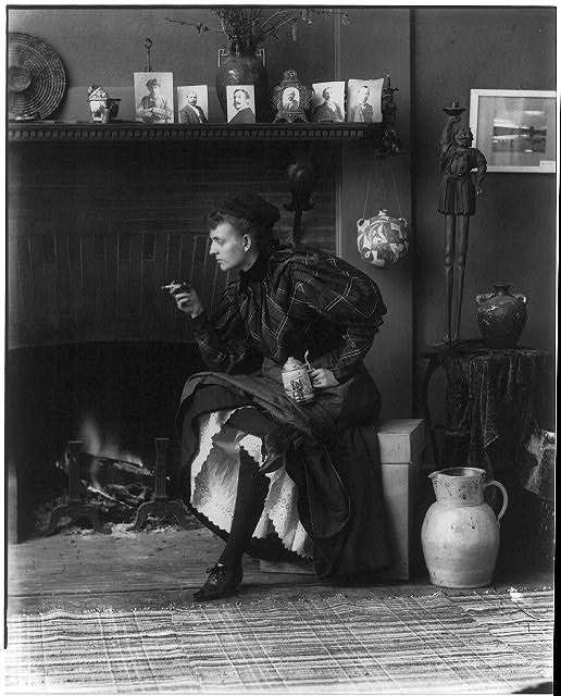 Pioneering photographer Frances Benjamin Johnston