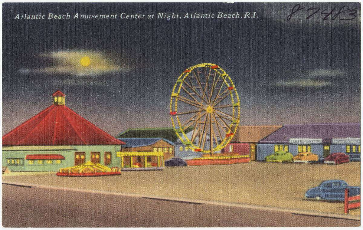 Atlantic Beach Park, Westerly, R.I.