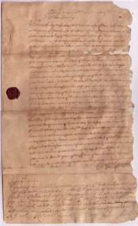 Witch Trial Records Bishop