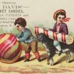 Dr. Davis Candies were popular in Pawtucket