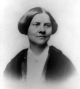 Women's Rights Leader Lucy Stone