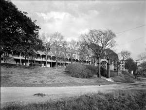 Chelsea Old Soldiers Home (Boston Public Library Archive)