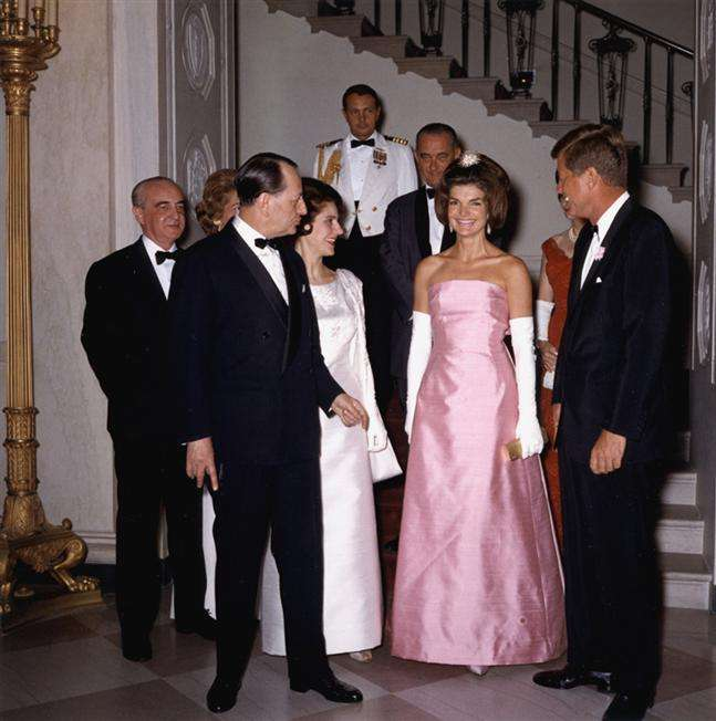 Emblem of a New Age: Jackie Kennedy Gets A New Wardrobe - New