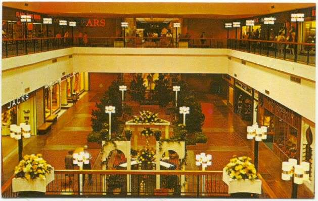 Midland Mall Postcard
