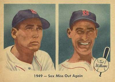 ted williams red sox