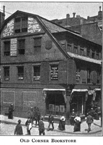 Old Corner Bookstore, 1903