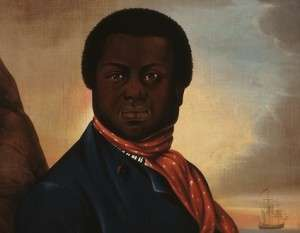 Portrait of a Black Sailor (possibly Paul Cuffe)