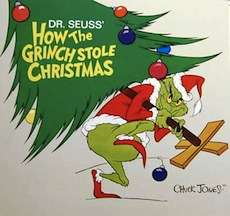 47 years ago today, How the Grinch Stole Christmas first aired on television.