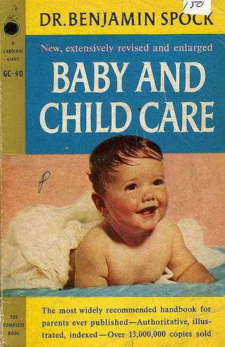 dr spock Dr spock has been at the forefront of child care since he first made a splash seven decades ago via @legacyobits.