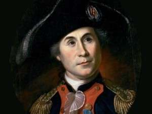 John Paul Jones by Charles Wilson Peale