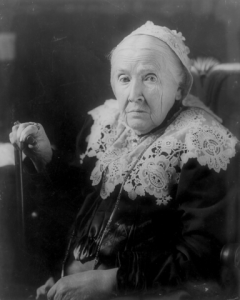 Julia Ward howe at 90
