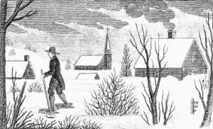 great snow of 1717