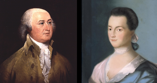 The Ageless Love Story of John and Abigail Adams