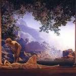 Maxfield Parrish, A Mechanic Who Painted Fantastically