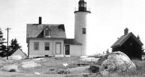 William Gilley, 1st Keeper of the Baker Island Lighthouse