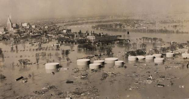 The Great New England Flood of 1936