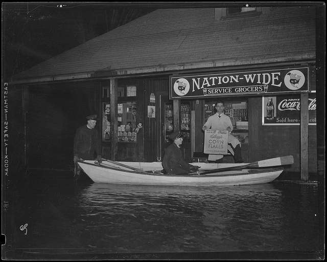 Photo courtesy Boston Public Library, Leslie Jones Collection