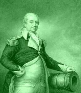 Henry Knox, successful Scots-Irishman
