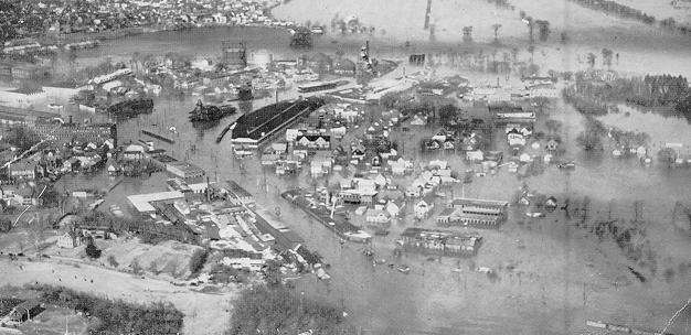 The 1936 Flood That Engulfed New England New England