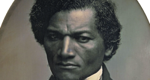 Frederick Douglass: 'I glory in the battle, as well as in the victory'