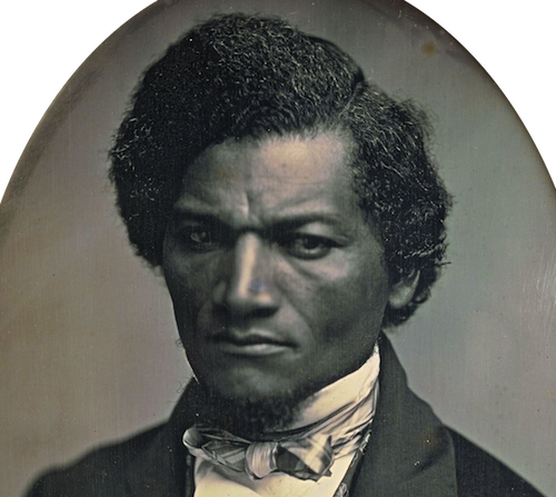 Frederick Douglass, sometime between 1847-52