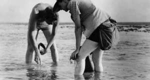 Flashback Photo: Rachel Carson at the Edge of the Atlantic
