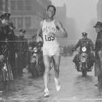 Tarzan Brown, The Narragansett Indian Who Twice Won the Boston Marathon