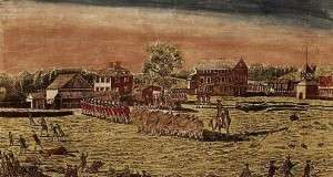 The Battles of Lexington and Concord, By John Rowe