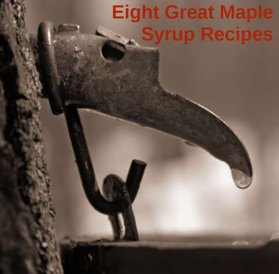 EIght Great Maple Syrup Recipes