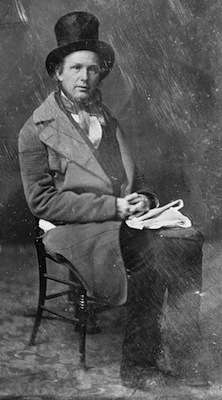 Horace Greeley in the 1840s