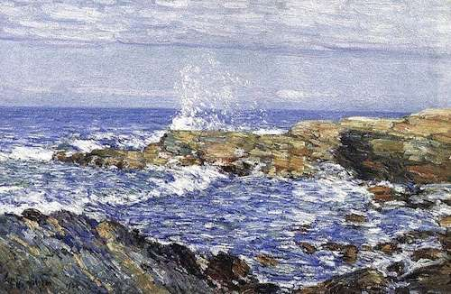 The Isles of Shoals by Childe Hassam