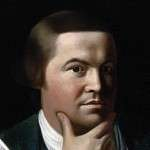 Paul Revere, detail from portrait by John Singleton Copley. Courtesy Museum of Fine Arts, Boston.