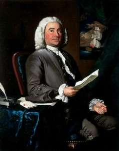 Thomas Greene by John Singleton Copley