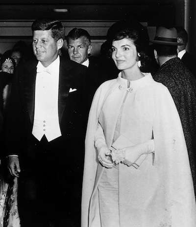 The Kennedy Inauguration