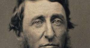 Henry David Thoreau Still Takes Up His Pen With Satisfaction