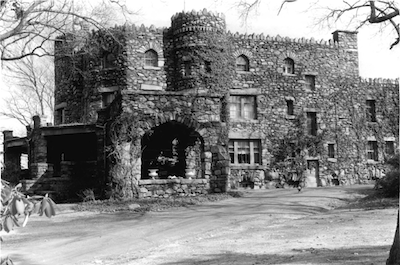 Flashback Photo: Hearthstone Castle in Danbury, Conn.