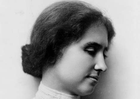 Helen keller not quite the nice lady who campaigned for peace new helen keller not quite the nice lady who campaigned for peace thecheapjerseys Choice Image
