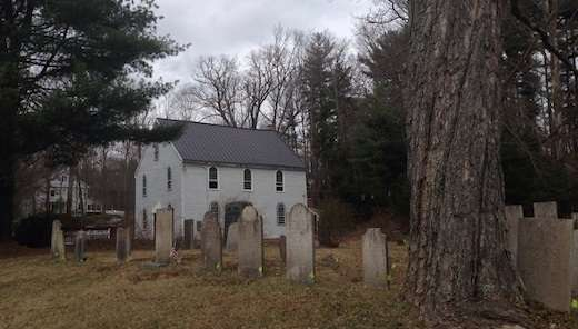 One of these is probably Moses Dunbar's grave.