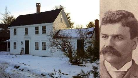Sam Walter Foss Writes the Ultimate Poem for the Common Man - New England  Historical Society