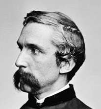 Joshua Chamberlain, commander of the 20th Maine Regiment