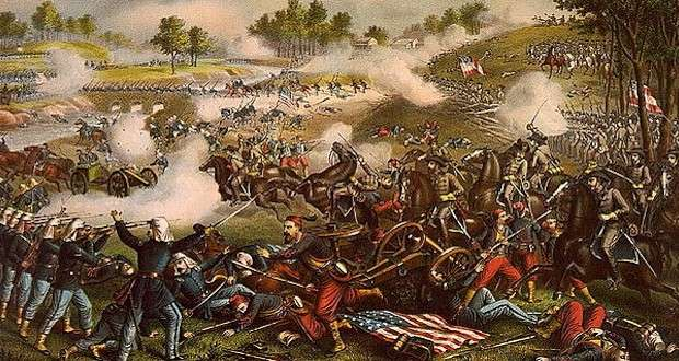 The 2nd New Hampshire Regiment Fights the 1st Battle of Bull Run