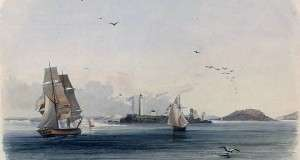 The Burning of Boston Light: Three Times a Target in the Revolution