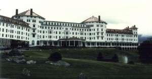 Mount Washington Hotel, site of the Bretton Woods Conference