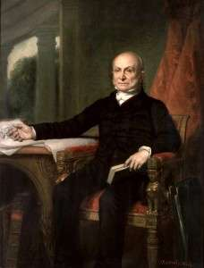 John Quincy Adams (George Peter Alexander Healy)