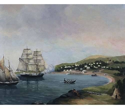 The sack of Lunenburg