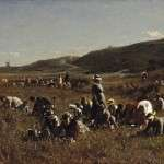 Flashback Photo: 'The Cranberry Harvest, Island of Nantucket' by Eastman Johnson
