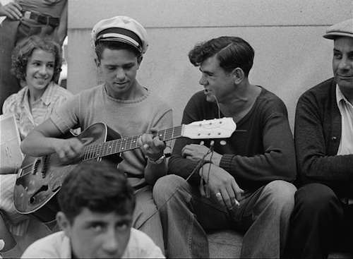 Provincetown musicians. Photo courtesy Library of Congress.
