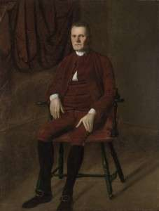 Roger Sherman, 1868, by Ralph Earl